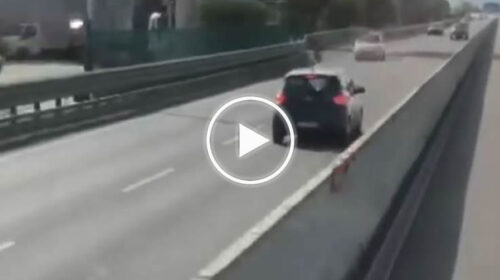 Viaggiano contromano e si schiantano, terribile incidente sulla statale: morti due anziani – VIDEO